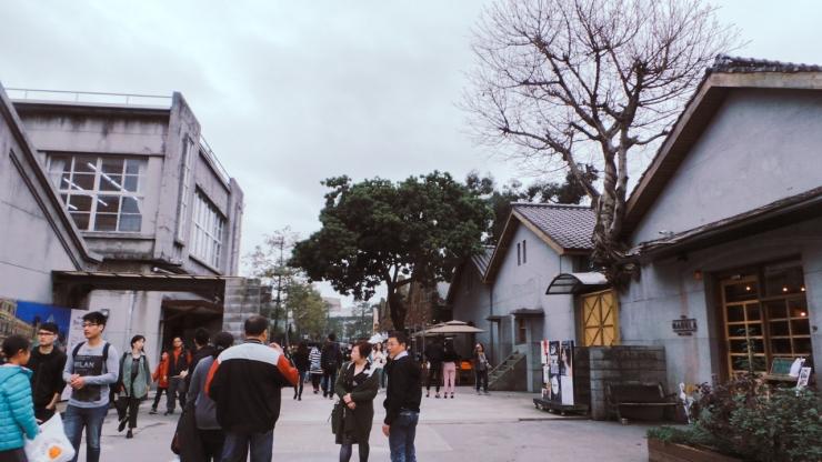 Taipei Huashan Creative Park 02