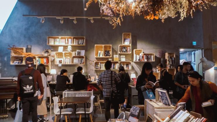 Taipei Huashan Creative Park 22