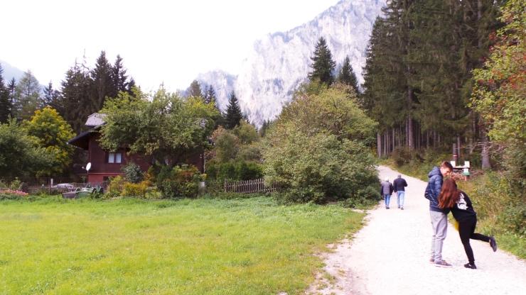 Nikki and Moritz in Grüner See