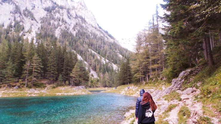Exploring Grüner See